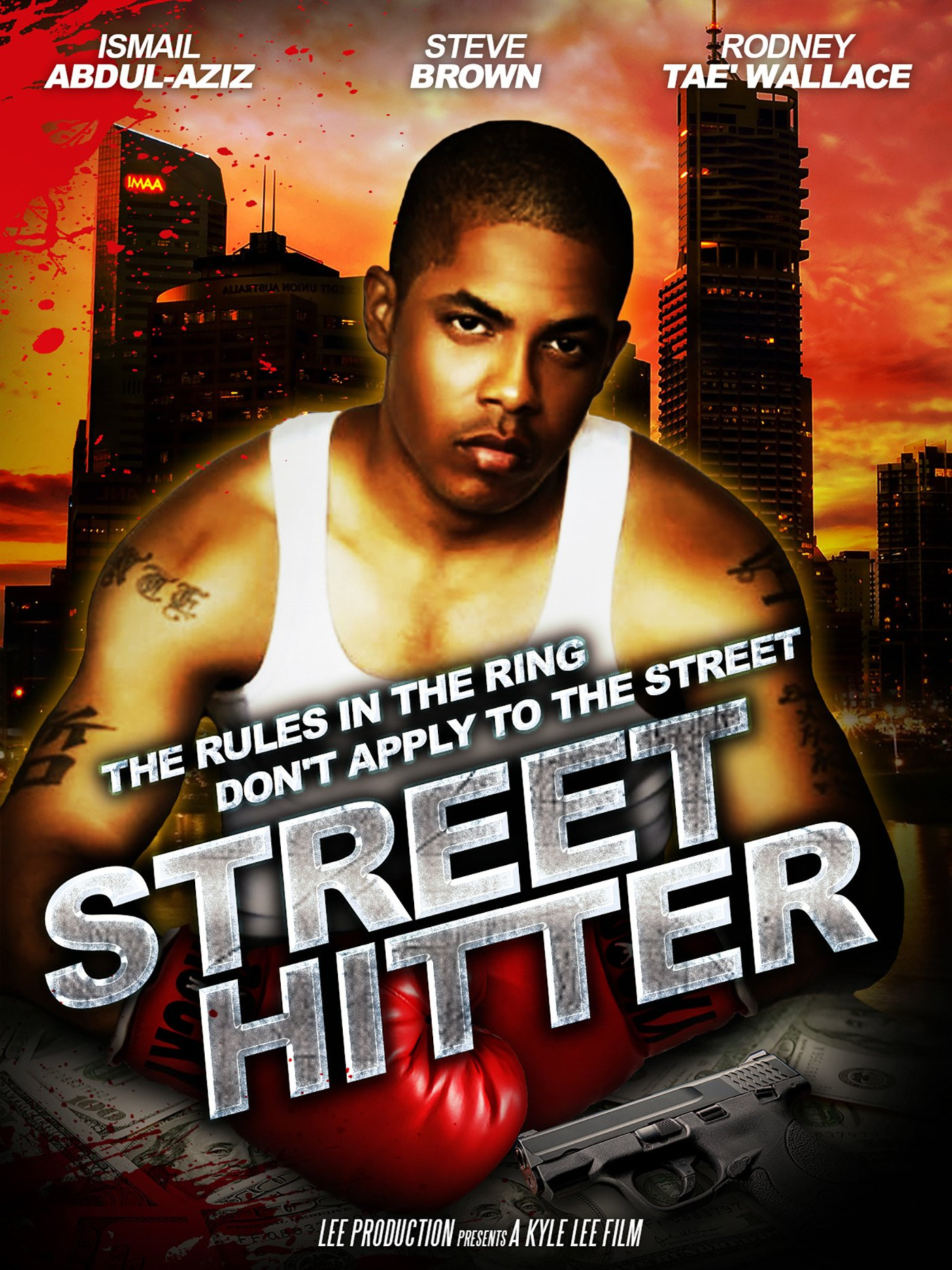 watch street hitter on amazon prime instant video uk