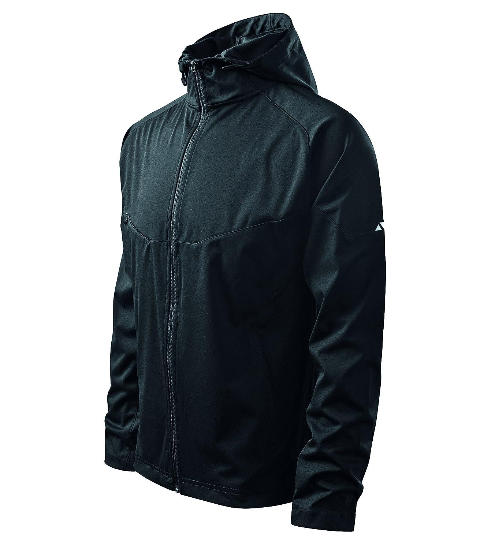 MIHEROS Sportbekleidung – atmungsaktive Softshell Jacke für Herren mit Kapuze – reduziertes Gewicht für mehr Bewegungsfreiheit beim Sport kaufen