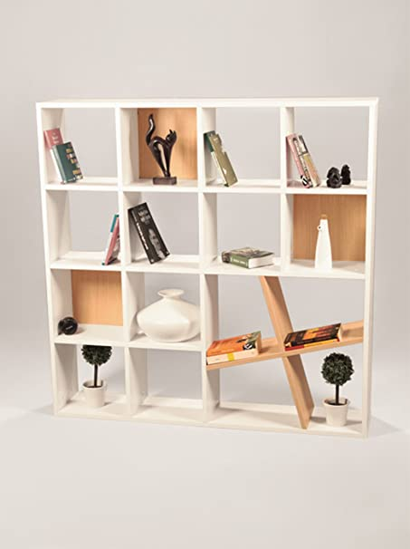 Libreria Honey Bianco - M.KT.02.10989.4