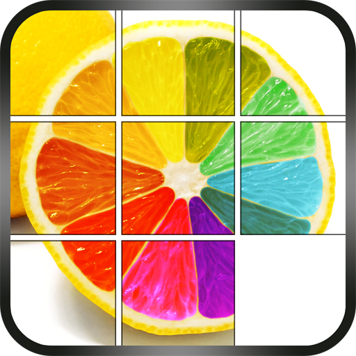 Slide Puzzle - Juicy Fruits (Kiwi Slide compare prices)