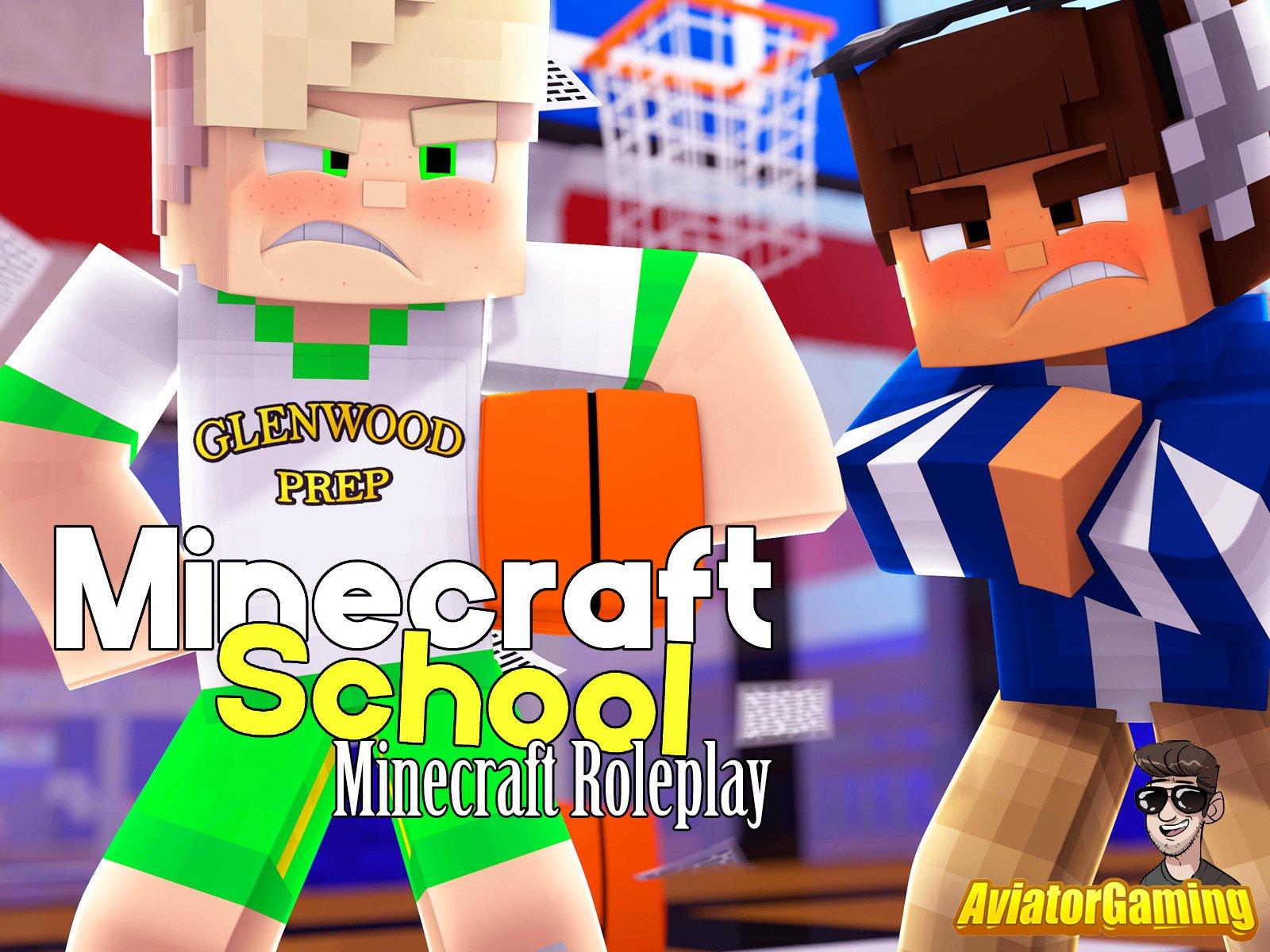 Glenwood Prep: Minecraft School (Minecraft Roleplay) - Season 1