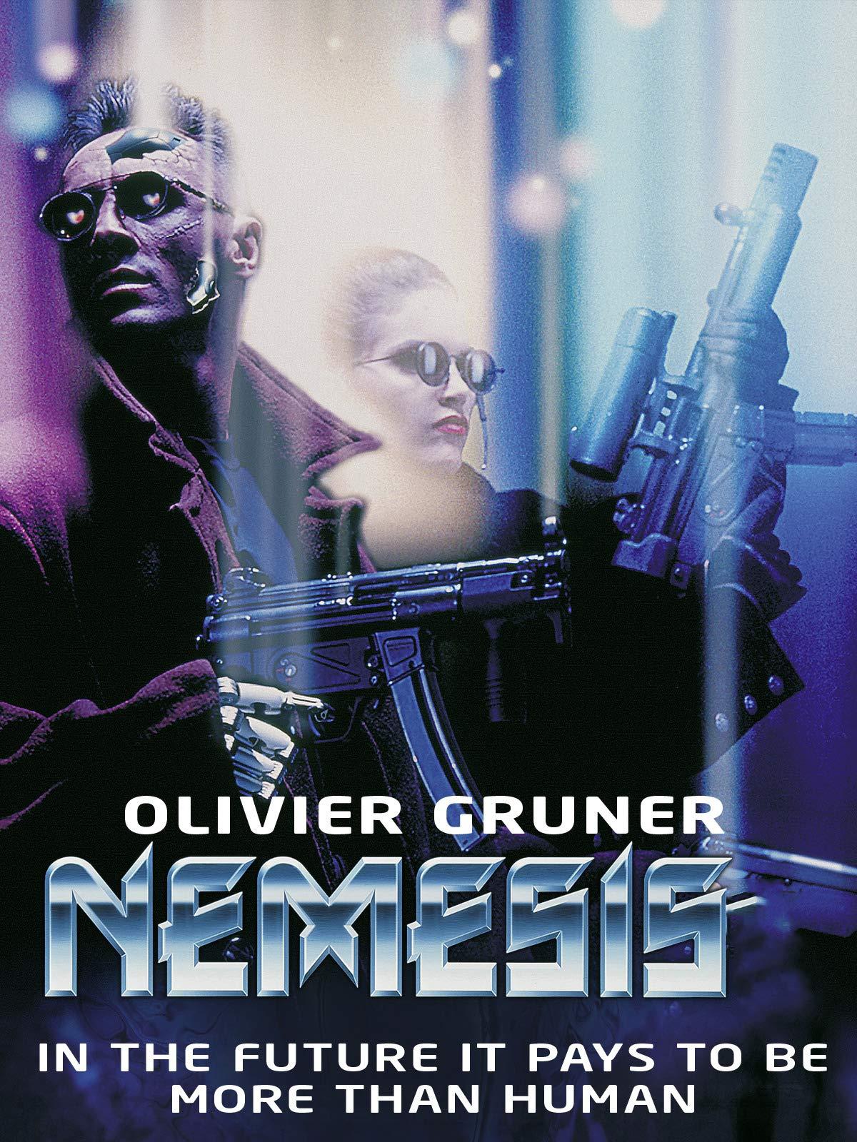 Nemesis on Amazon Prime Video UK