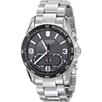 Victorinox Swiss Army Mens Chronograph Stainless Steel Watch