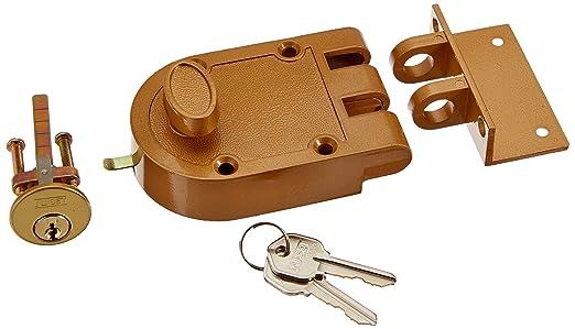 Old Deadbolt Locks Locking Deadbolt Lock With