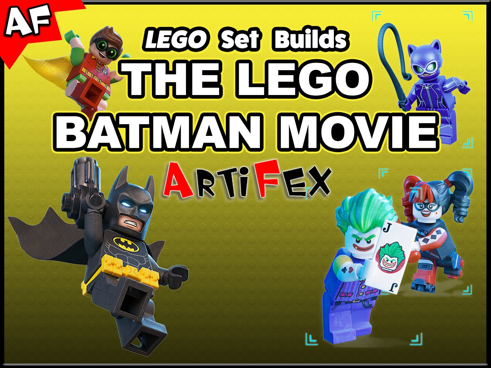 Clip: Lego Set Builds The Lego Batman Movie - Season 1
