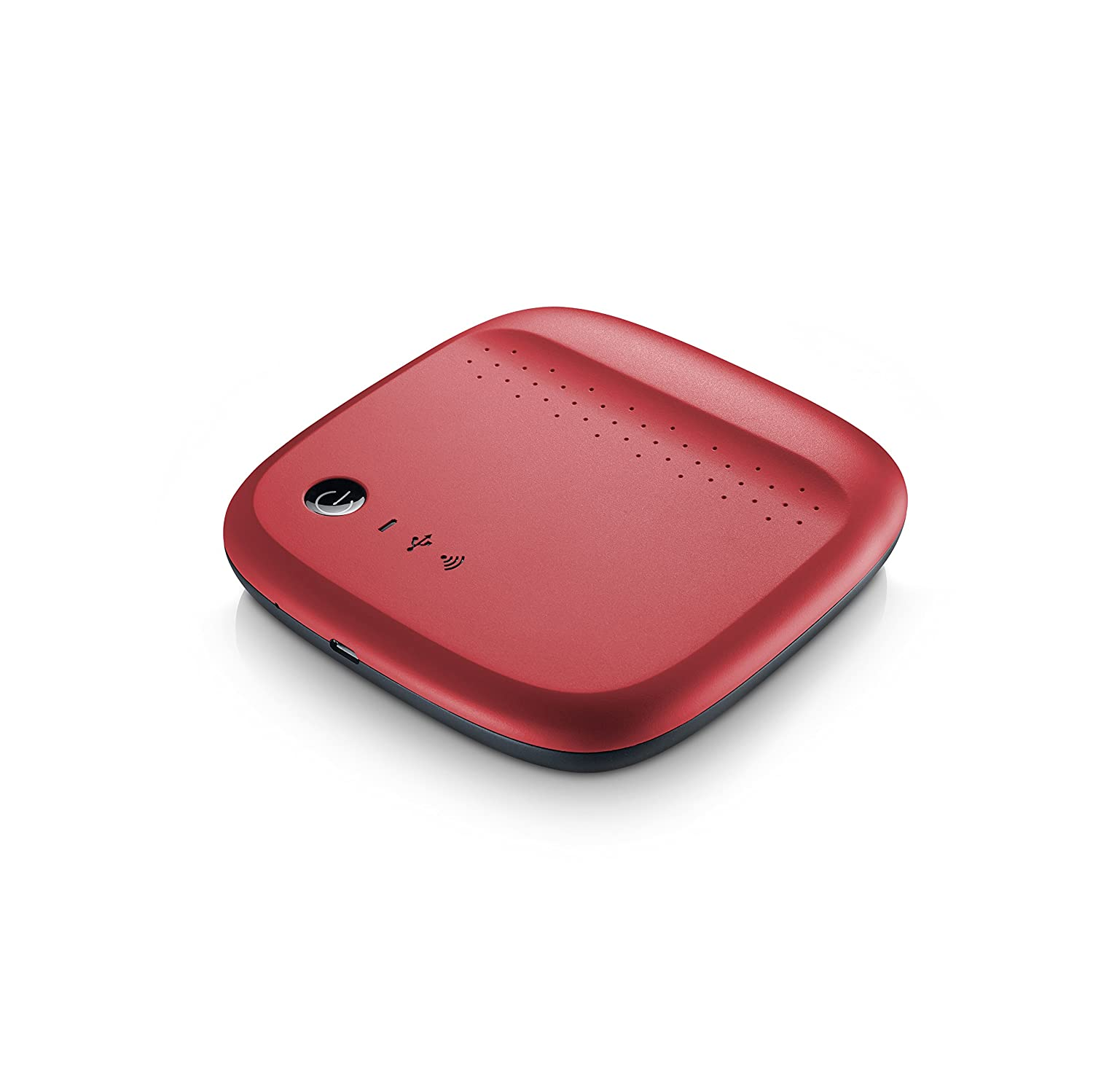 STDC500402 Wireless 500GB - Red