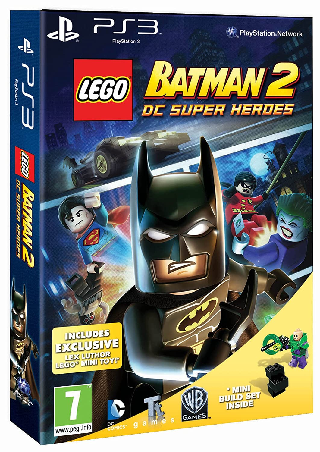 Lego Batman 2 Character Pack Amazon Com Lego Batman 2