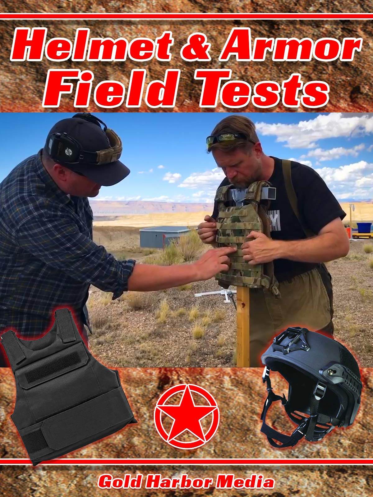 Helmet and Armor Field Tests