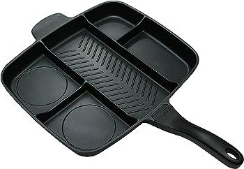 The Master Pan Divided Meal Pan Set