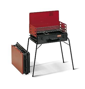 barbecue valise charbon de bois