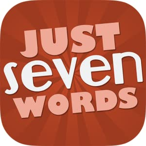 Just Seven Words - A Casual Game of Words by That's So Panda