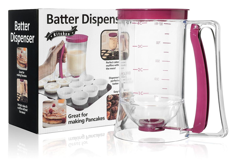 Pancake Batter Dispenser - KPKitchen Home