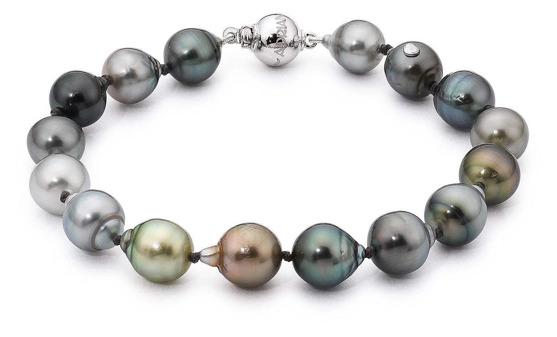 Adriana Stella di Notte Damen-Armband Tahiti Zuchtperlen 585 Weißgold Stella Di Notte N11 günstig online kaufen