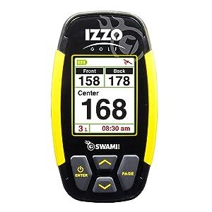IZZO Swami 4000 Golf Handheld GPS
