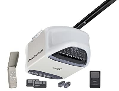 Chamberlain Pd612ev 12 Hp Garage Door Opener Review Zentiz