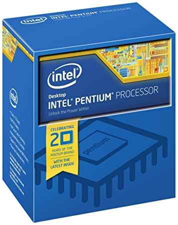 Intel Skylake Processeur Pentium G4500 3.5 GHz 3Mo Cache Socket 1151 Boîte  (BX80662G4500)