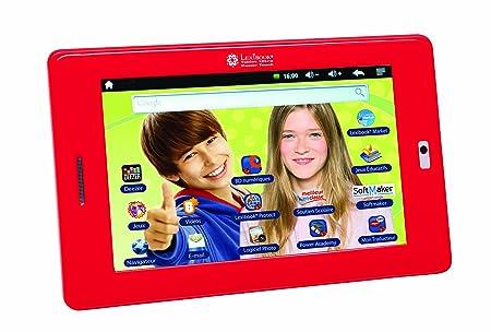 LEXIBOOK- MFC175FR - Jeu Électronique - Tablette - Ultra Power Touch 7 Pouces