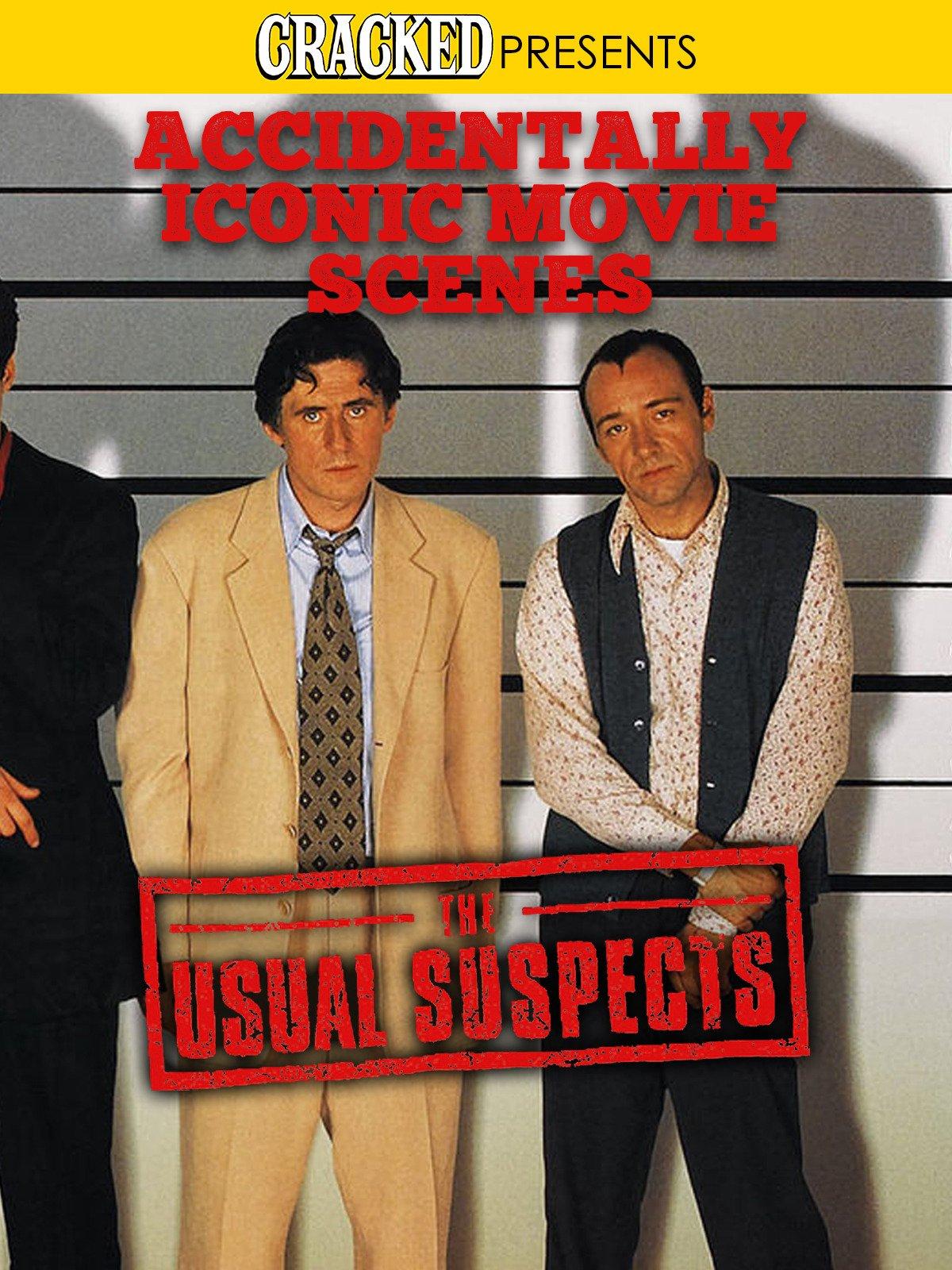 Accidentally Iconic Movie Scenes