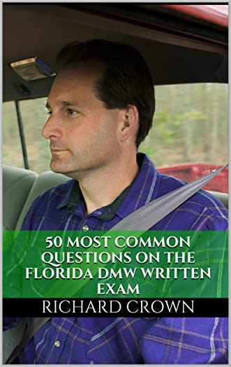 Pass Your Florida DMV Test Guaranteed! 50 Real Test Questions! Florida DMV Practice Test Questions