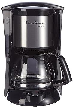 Kaffeebereiter 3in1 mit hochwertiger Mühle und Dauerfilter,Mini Kaffeemaschine