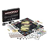 Game of Thrones Monopoly Deluxe Limited Edition Board Game