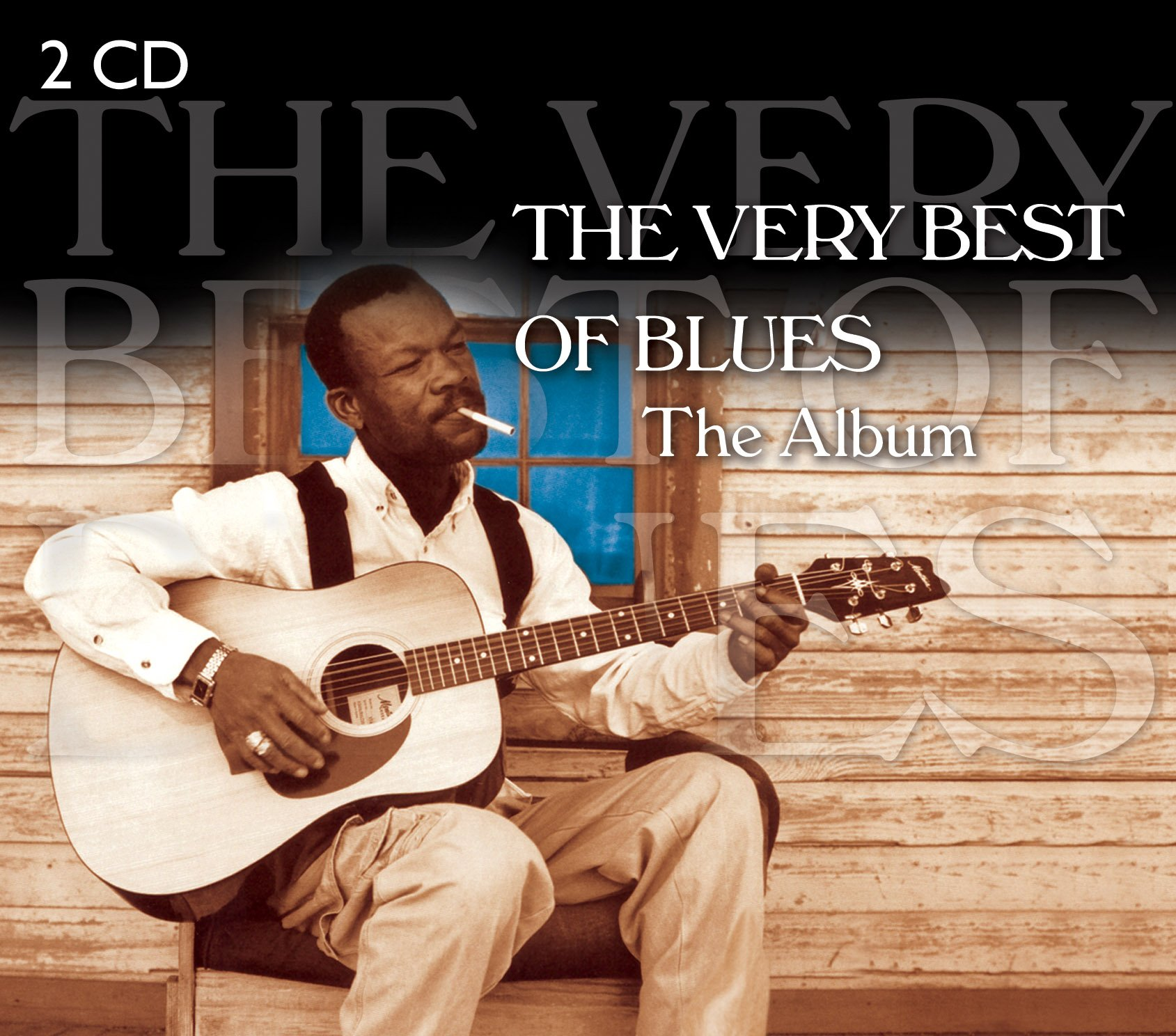VA-The Very Best Of Blues The Album-2CD-FLAC-2014-NBFLAC Download