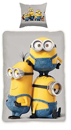 Totally Kids Totally Bedrooms: Despicable Me And Minions Bedding