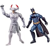 DC Justice League Batman vs Steppenwolf Figures, 12