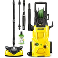 Karcher K4 Premium 1800W 130-Bar Home Eco Water Cooled Pressure Washer
