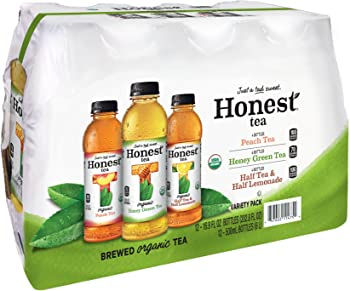 12-Pk. Honest Organic Tea