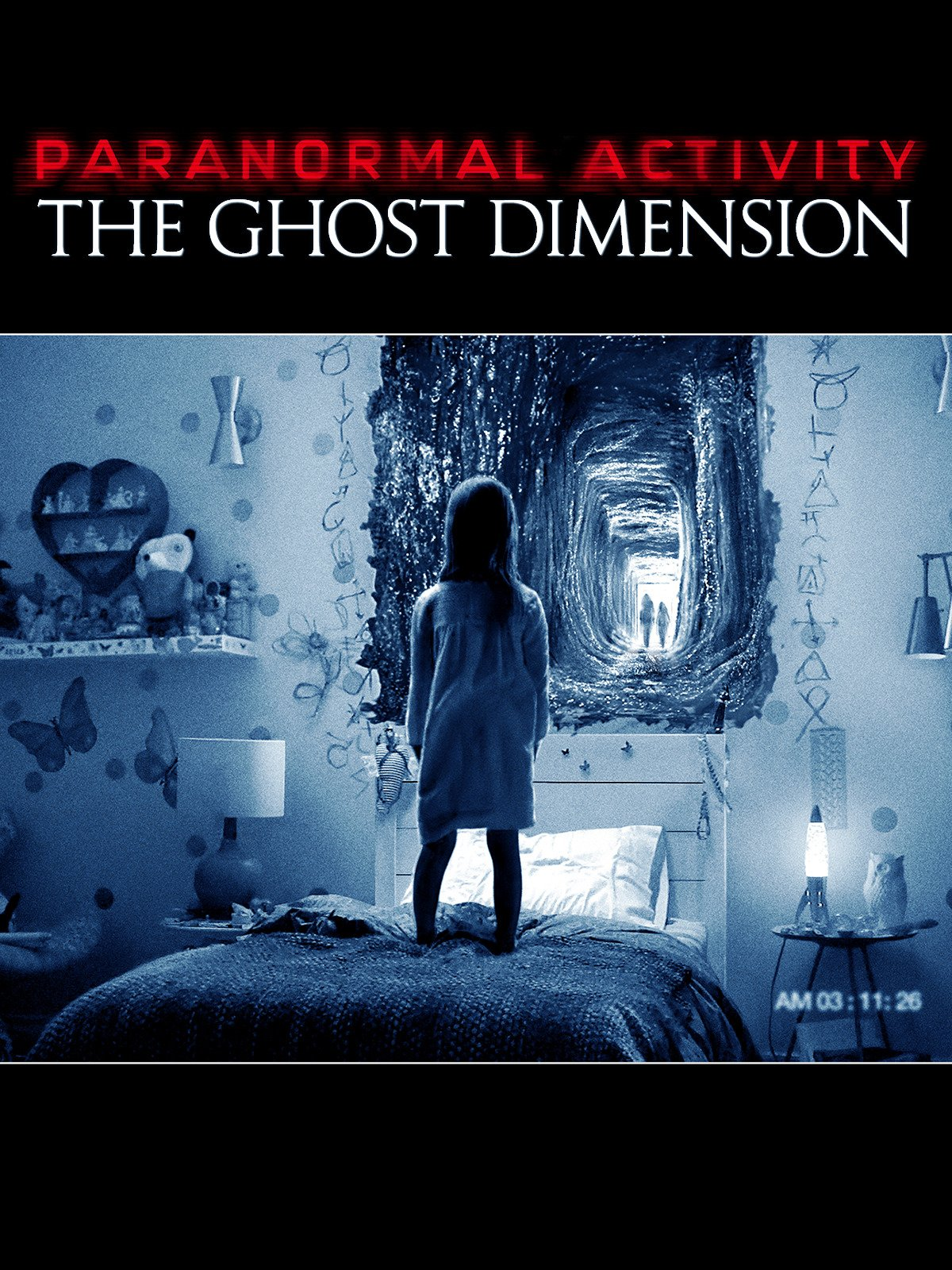 Paranormal Activity: The Ghost Dimension on Amazon Prime Video UK