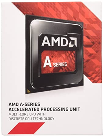 AMD AD7800YBJABOX Processeur 4 cœurs 3,9 GHz FM2+ Box