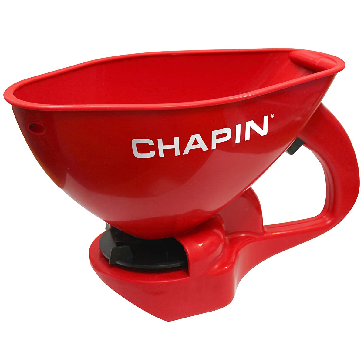 Chapin 84150A 1.5-Liter All Season Poly Hand Crank Spreader For Seeds, Fertilizer, Salt and Ice Melt