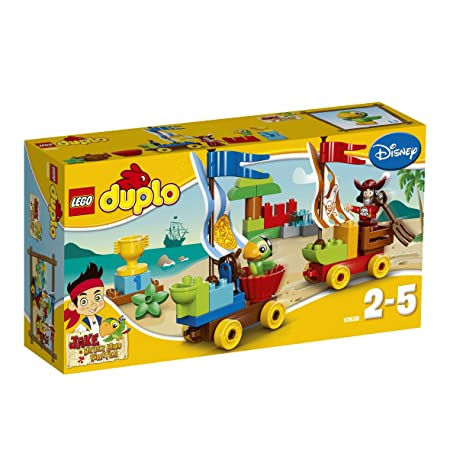 LEGO - A1404082 - Course Capitaine Crochet - DUPLO