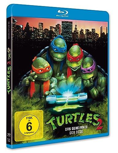 Turtles 2 – Das Geheimnis der Ooze