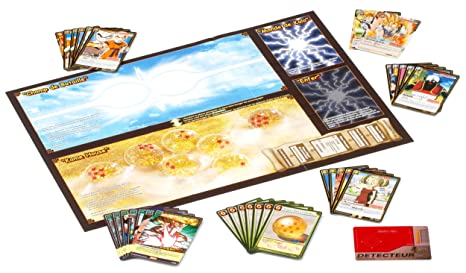 Bandai - Cartes à jouer - Dragon Ball Z - Starter Série 7 Display