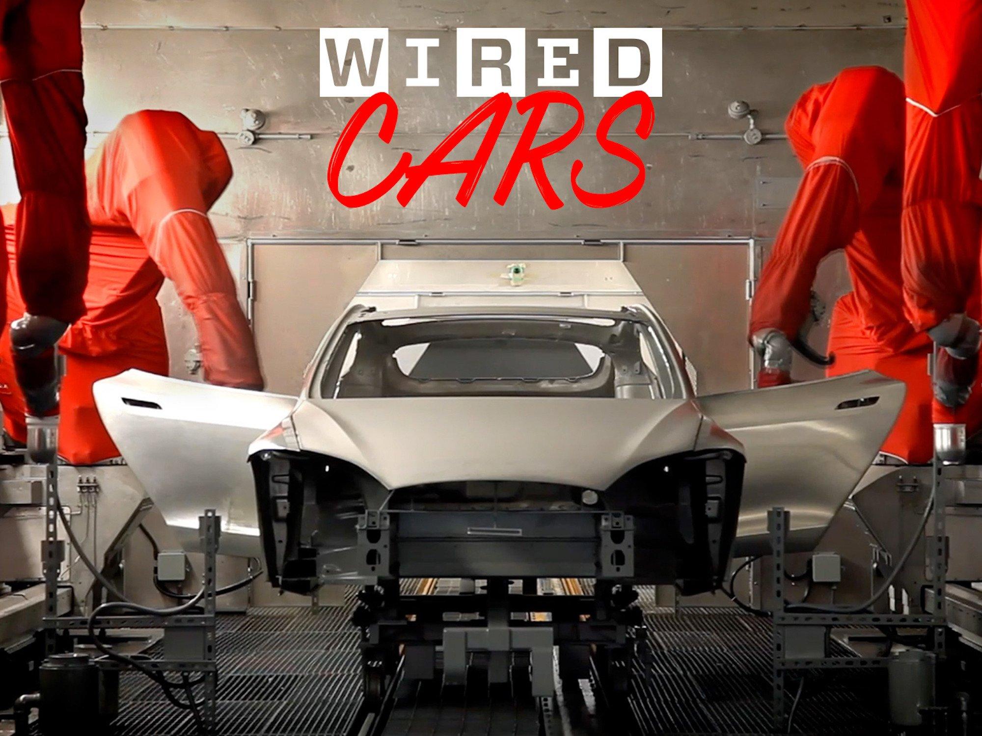 Clip: WIRED Cars - Season 1