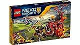 レゴ ネックスナイツ ジェストロのマグマ戦車 70316