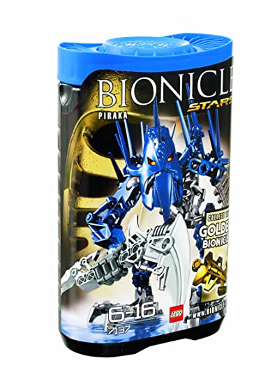 LEGO - 7137 - Jeu de Construction - Bionicle - Piraka