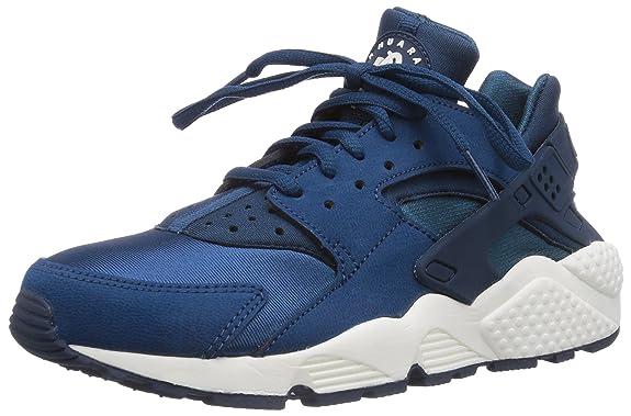 Nike Huarache bleu