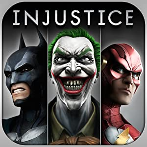 Injustice: Gods Among Us(Kindle Tablet Edition) from Warner Bros