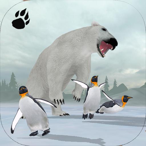 polar-bear-chase-simulator