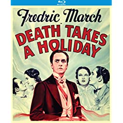 Death Takes a Holiday [Blu-ray]