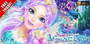 Princess Salon: Mermaid Doris by LiBii