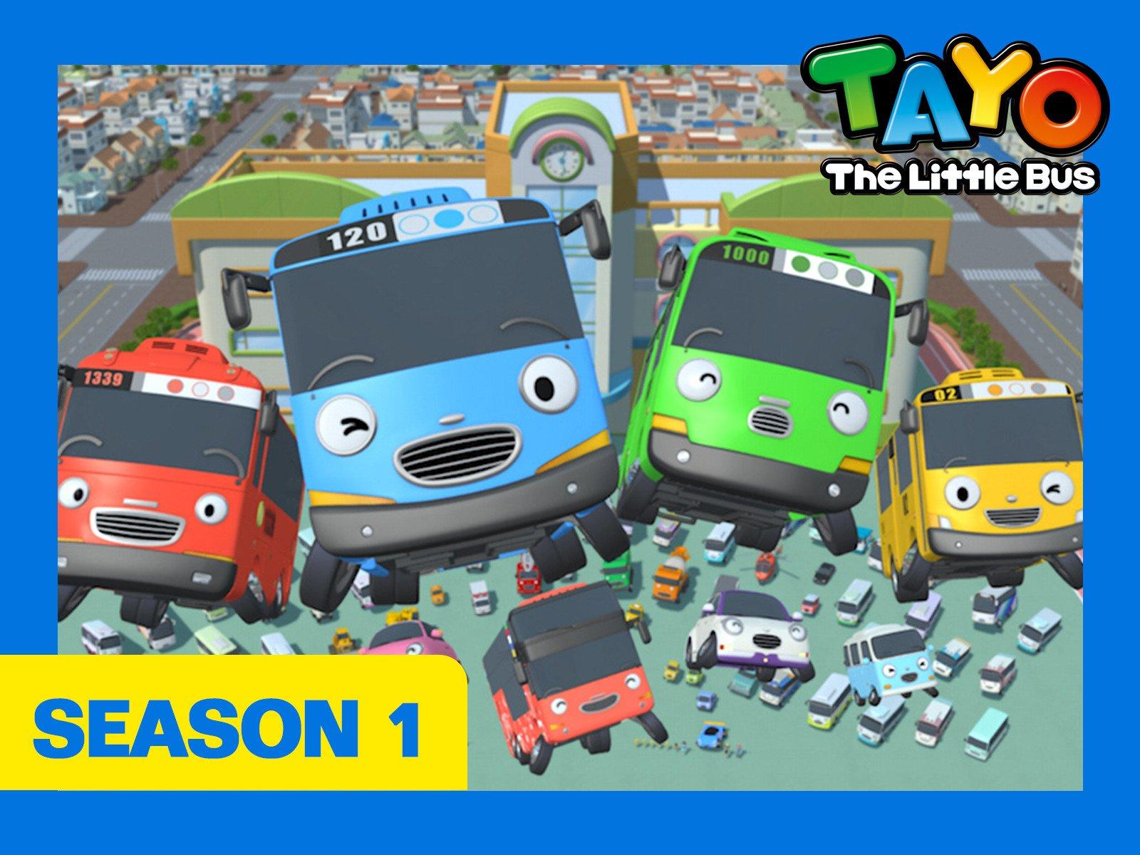 Tayo the Little Bus - Season 1