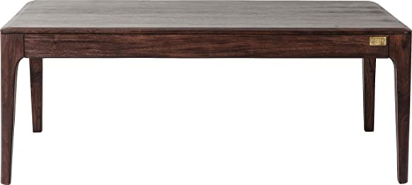 Kare altri Brooklyn noce tavolino, marrone, 60x 115cm x 45cm