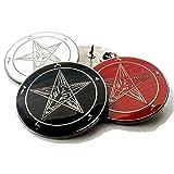 Church of Satan Lapel Pins - 3 piece Set
