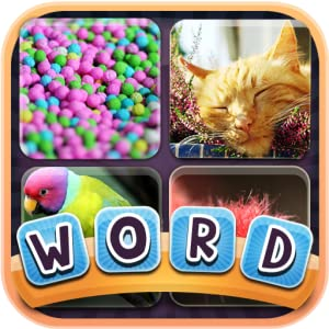 Photo Puzzle - 4 Pics 1 Word from Starnet Technology Ltd