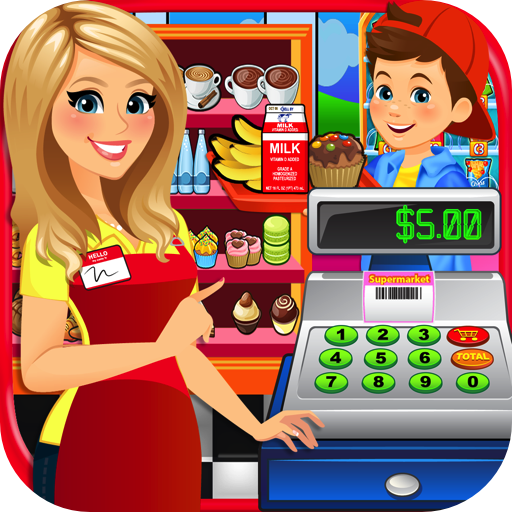 School Lunch Supermarket - Kids Grocery Food Maker Games FREE (Making Food Games Free compare prices)