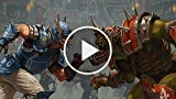 CGR Trailers - BLOOD BOWL 2 First Match Gameplay Footage